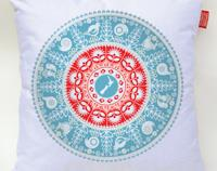 """Kiwiana Zodiac"" Cushion"