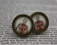 Anatomy cufflinks