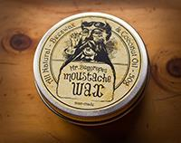 Mr Bumgropes Moustache Wax
