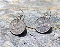 Three Pence Earrings