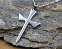 Viking Cross - Sterling Silver
