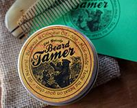 Beard Wax and Horn Comb