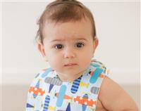 Boutique 3-Layered Small Bibs