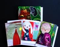 Art Cards reproduced from Originals