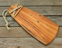 Hei Toki - Rimu serving board.