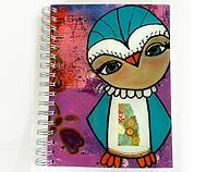 Lined Notebook - Daisy