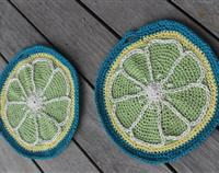 Lime Pot Holders