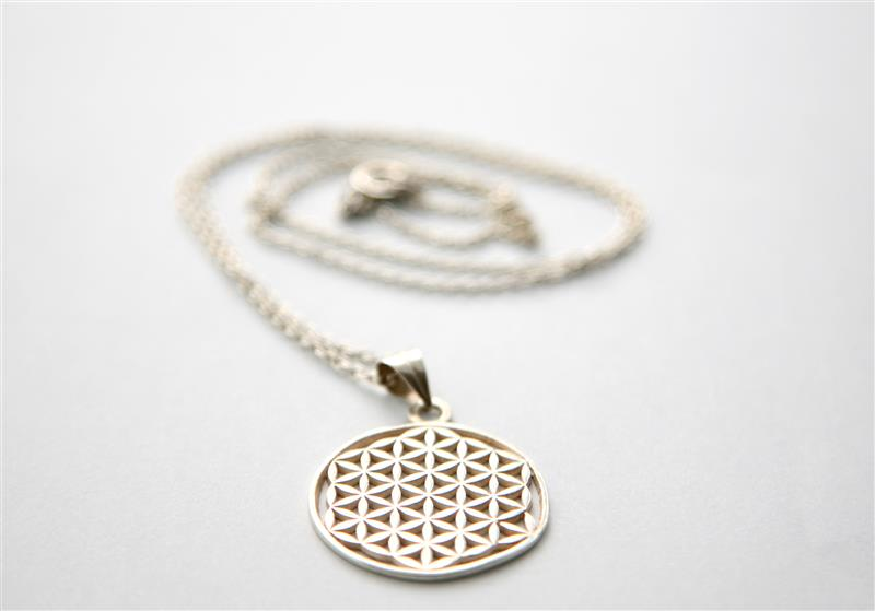 Discover me john hay jewellery flower of life necklace mozeypictures Gallery