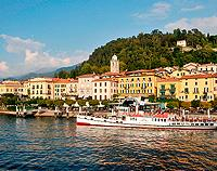 Bellagio, Lake Como, Italy - Canvas Print