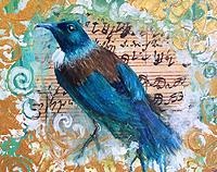 Tui's Tune II - Original Artwork