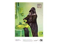 Darth makes Sourdough
