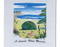 A Classic Kiwi Beauty - Tea Towel