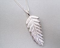 Fern Pendant (small)