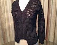 Bomber Jacket - Gorgeous Knit for Ladies