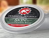 Rejuvenating Skin Conditioning Balm by Homespun Holistics