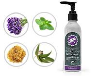 Energising Body Wash by Homespun Holistics