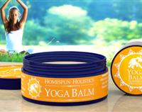 Yoga Balm by Homespun Holistics