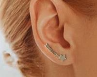 EarWings, Ear Climbers, Minimilist Earrings, TW16