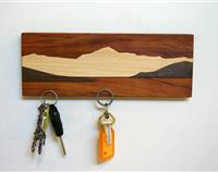 Aoraki Mt Cook Magnetic Key Holder