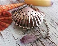 Seashell Tea Infuser