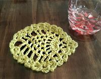 Crochet Coaster set of 4