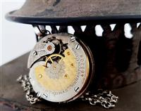 Stunning Victorian Era Watch Movement pendant - Circa  early 1890's