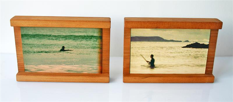 Discover Me : Wood2Water : Recycled Kauri 6x4 Photo frame, Handmade ...