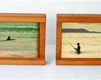 Recycled Kauri 6x4 Photo frame, Handmade in Russell New Zealand.