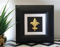 Fleur de Lis - 22ct gold (traditional)