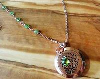 Olive Tree Locket