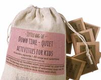 Downtime Quiet Activities for Kids