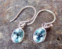 Blue Skies Blue Topaz
