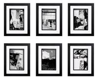 Urban Grunge Collection - 6 x Signed Prints