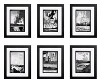Urban Landscape Collection - 6 x Signed Prints