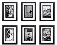 Urban Collection - 6 x Signed Prints