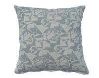 Deco Circles *Medium Weight Linen Cushion Cover* 45x45cm