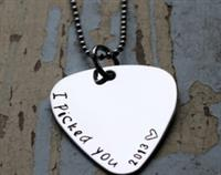 """I Pick You"" Pendant"
