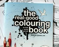 The real good colouring book