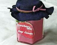Strawberry Jam Soy Candle