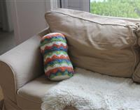 Stuffed Bolster Cushion