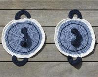 Crochet Pot Holders (Pot Lid)